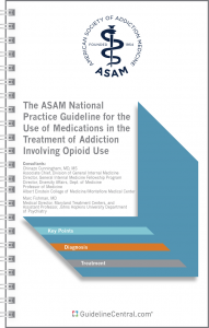 Use of Medications in the Treatment of Addiction Involving Opioid Use GUIDELINES Pocket Guide