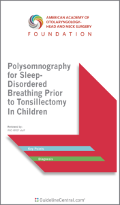 Polysomnography GUIDELINES Pocket Guide