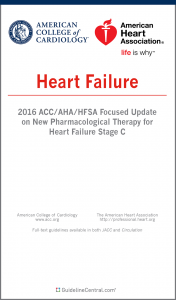 Heart Failure Stage C GUIDELINES – Digital
