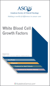 WBC Growth Factors