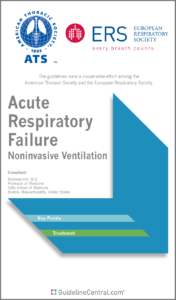 Acute Respiratory Failure GUIDELINES Pocket Guide