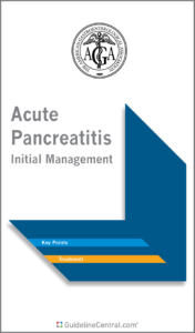 Acute Pancreatitis Guidelines