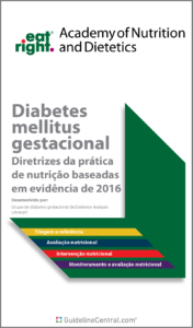 Gestational Diabetes Mellitus - Portuguese Translation
