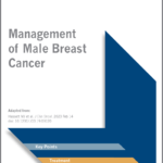 ASCO Management of Male Breast Cancer Guidelines Pocket Guide Cover