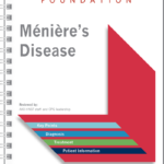 AAO-HNSF Meniere's Disease Guidelines Pocket Guide Cover